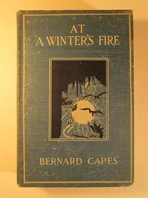 At a Winter's Fire: Capes, Bernard