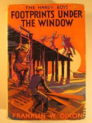 The Hardy Boys. Footprints Under the Window: Dixon, Franklin W.