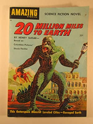 20 Million Miles to Earth. Amazing Stories: Slesar, Henry