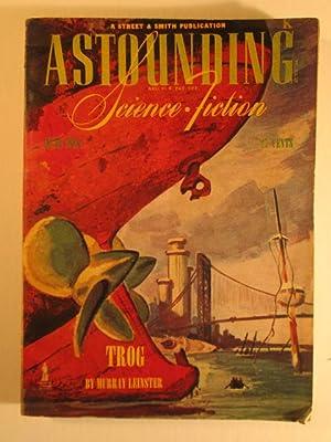 Astounding Science Fiction. June 1944. Vol XXXIII No. 4.: Brown, Frederic; Leinster, Murray et al