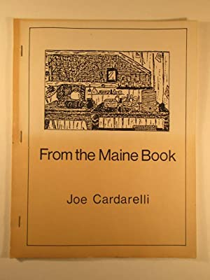 From the Maine Book: Cardarelli, Joe