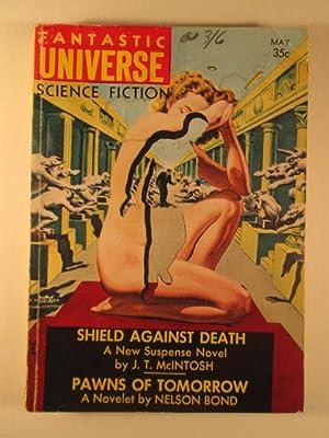 Fantastic Universe Science Fiction. May 1957. Vol. 7., No 5: Bond, Nelson et al.