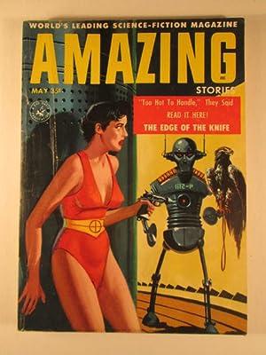 Amazing Stories. May 1957. Vol. 31 No. 5.: Ellison, Harlan, Piper, H. Beam et al.