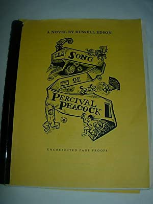 The Song of Percival Peacock: Edson, Russell