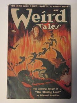 Weird Tales. May 1945: Bradbury, Ray; Bloch, Robert; Derleth, August et al.