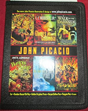 Submission Portfolio for the 2005 World Fantasy Awards for Artist: Picacio, John (artist)