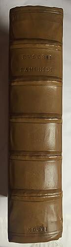 Thesaurus temporum : Eusebii Pamphili, Caesareae Palaestinae: SCALIGER Joseph Justus