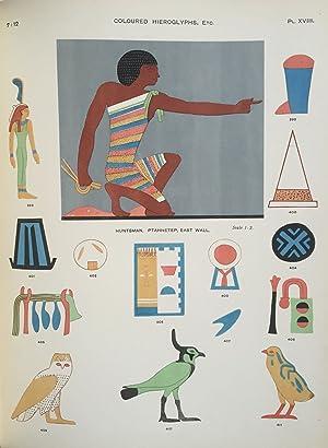The mastaba of Ptahhetep and Akhethetep at: DAVIES Norman de
