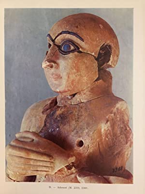 Mission Archeologique de Mari 4 vols. in: PARROT André