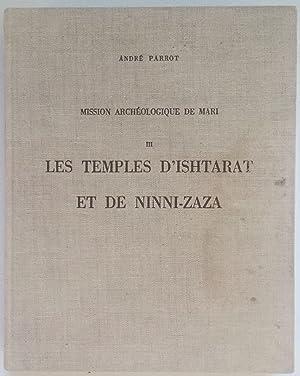 Mission Archeologique de Mari. Volume III (only): PARROT André