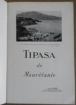 Tipasa de Maurétanie: LESCHI Louis