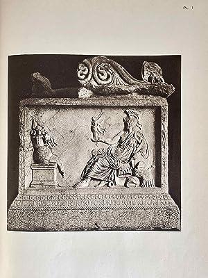L'autel de la gens augusta à Carthage: POINSSOT Louis
