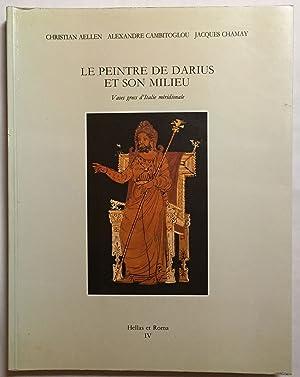 Le peintre de Darius et son milieu.: AELLEN Christian -