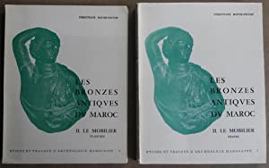 Les bronzes antiques du Maroc : II-: BOUBE-PICCOT Christiane