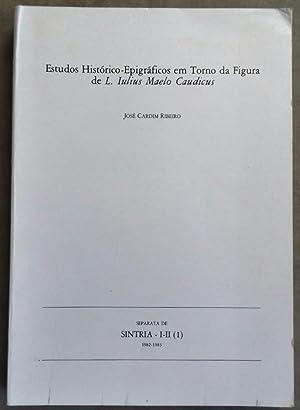 Estudos historico-epigraficos em torno da figura de: RIBEIRO José Cardim