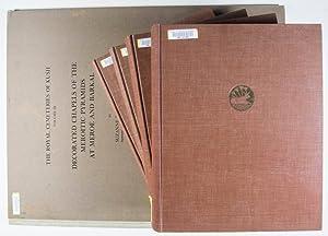 Royal Cemeteries of Kush. 5 volumes (complete: DUNHAM Dows -