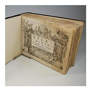 ATLAS MINOR GERARDI MERCATORIS À I. HONDIO: Mercator, Gerhard, (1512-1594)