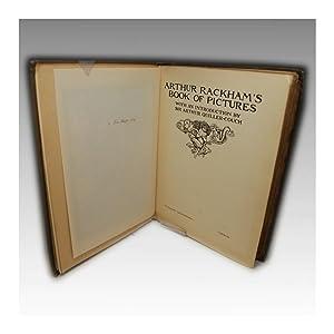ARTHUR RACKHAM'S BOOK OF PICTURES WITH AN: Arthur Rackham