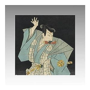 EL MALVADO MAGO NIKKI DANJO (TOYOKUNI III - KUNISADA): TOYOKUNI III - KUNISADA (1786 - 1864)