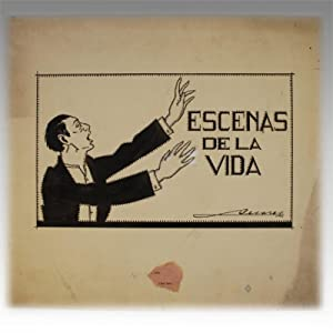 ESCENAS DE LA VIDA - DIBUJO ORIGINAL DE GASPAR BESARES SORAIRE: GASPAR BESARES SORAIRE