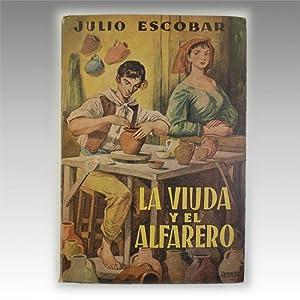 LA VIUDA Y EL ALFARERO: JULIO ESCOBAR