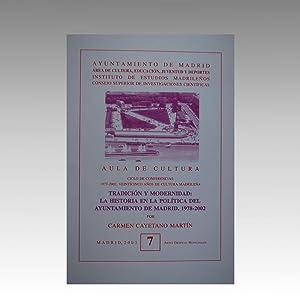 1977 - 2002 VEINTICINCO AÑOS DE CULTURA MADRILEÑA: VARIOS