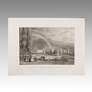 VISTA DE LA CASA DE LOS YNFANTES: BRAMBILLA, Fernando 1763-1834