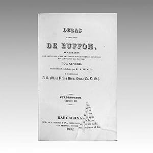 OBRAS COMPLETAS DE BUFFON (vol. 19): BUFFON, Georges-Louis Leclerc