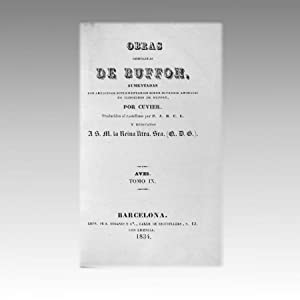 OBRAS COMPLETAS DE BUFFON (vol. 39): BUFFON, Georges-Louis Leclerc