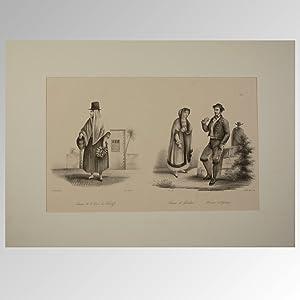 FEMME DE STE. CROIX DE TENERIFFE: SAINSON, Louis Auguste de