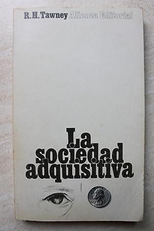 La sociedad adquisitiva: R.H. Tawney