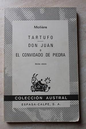 Tartufo - Don Juan o el convidado: Molière
