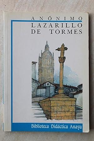 Lazarillo de Tormes: Anónimo