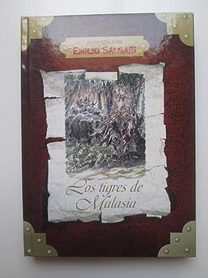 Los tigres de Malasia: Emilio Salgari