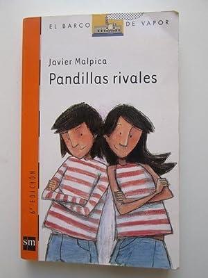 Pandillas rivales: Javier Malpica