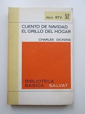 Cuento de Navidad - El grillo del: Charles Dickens