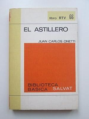El astillero: Juan Carlos Onetti