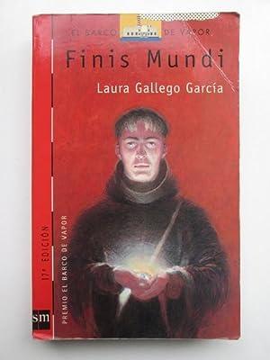 Finis Mundi: Laura Gallego García