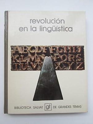 La revolución lingüística: Biblioteca Salvat de
