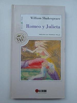 Romeo y Julieta: WILLIAM SHAKESPEARE