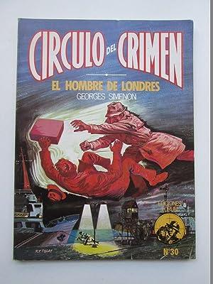 El hombre de Londres - Círculo del: George Simenon