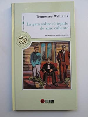 La gata sobre el tejado de zinc: Williams, Tennessee