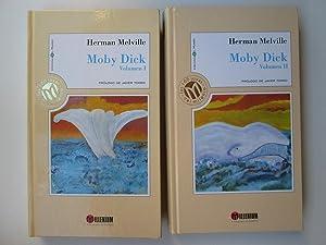 Moby Dick. Tomo I y II: Melville, Herman