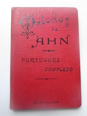 Metodo De Ahn.Primer Curso De Portugues: D.FRANCISCO DE P.