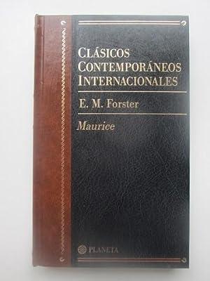 Maurice: E.M. Forster