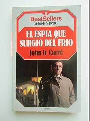El Espía Que Surgió Del Frío: John le Carré