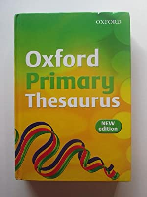 Oxford Primary Thesaurus 2007