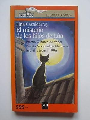 El Misterio De Los Hijos De Lúa: Fina Casalderrey