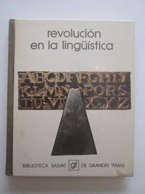 Revolución En La Lingu?i?stica: Jose? Manuel Blecua