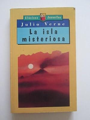 La Isla Misteriosa: Jules Verne
